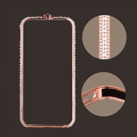 Rhinestone Cover for iPhone Models