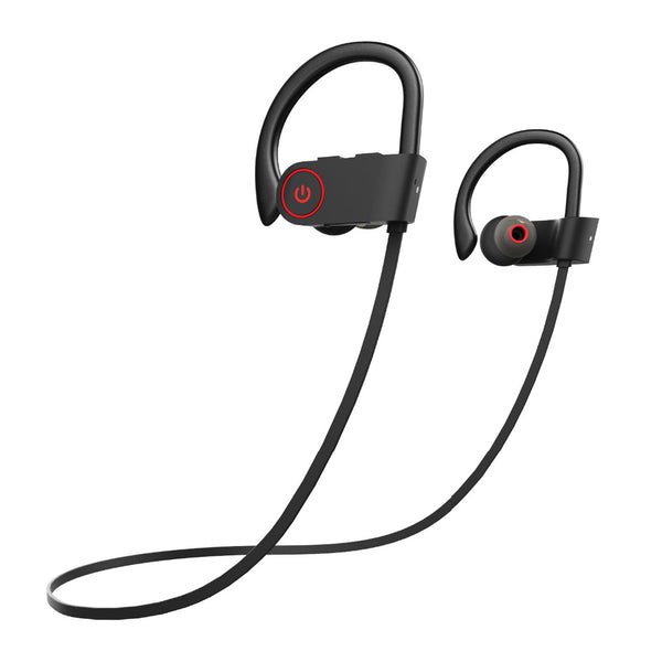 Bluetooth Sports Headphones IPX7 Waterproof
