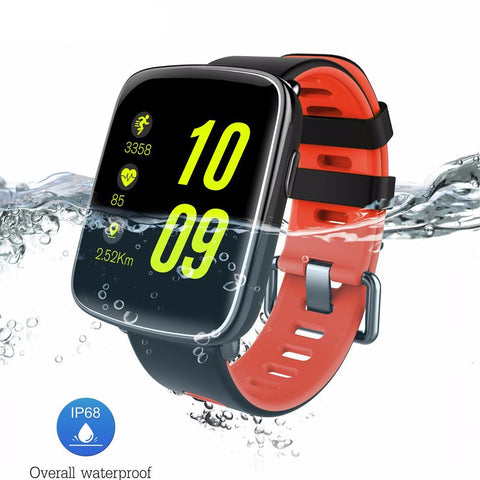 IP68 Waterproof Bluetooth Smartwatch