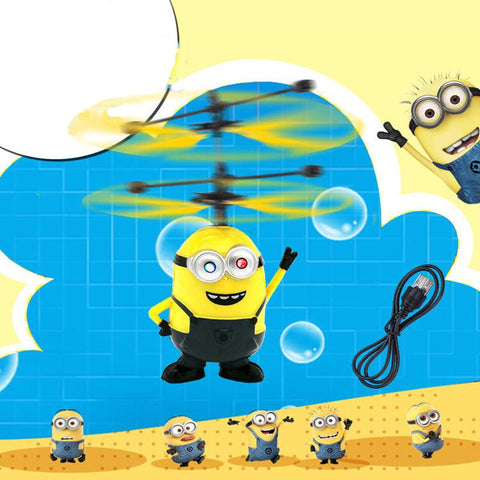 Minion RC Helicopter - Mono Electronics