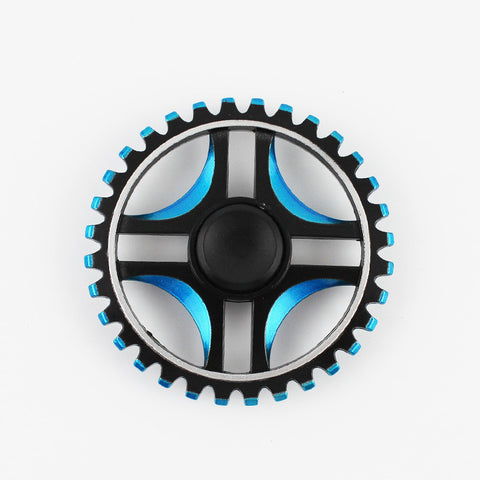 Zinc Alloy Rotatable Darts Weapon Fidget Spinner
