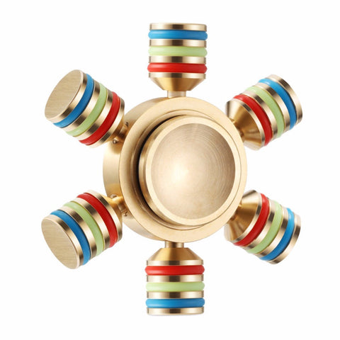 Rainbow Fidget Spinner Finger Spinner