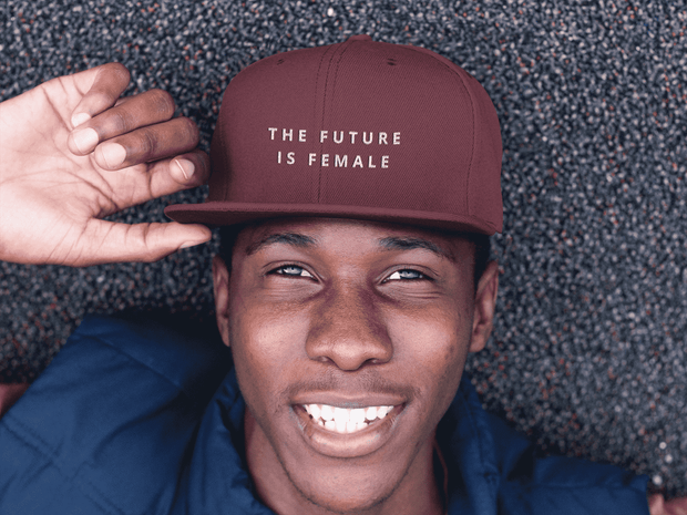 The Future Is Female Snapback Hat