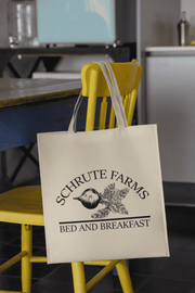 Schrute Farms Bed And Breakfast Tote Bag (The Office)