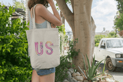 Us (He They She) Tote Bag