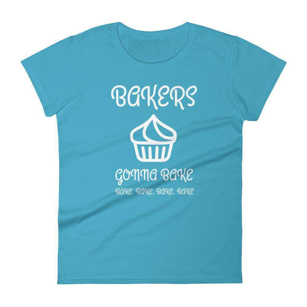 Bakers Gonna Bake Women S T Shirt Food Gifts Baking Gifts