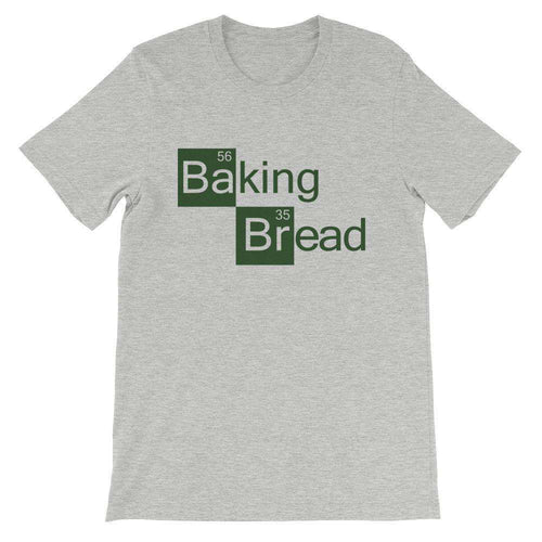Baking Bread (Breaking Bad) T-Shirt - C'monStore #Shirts
