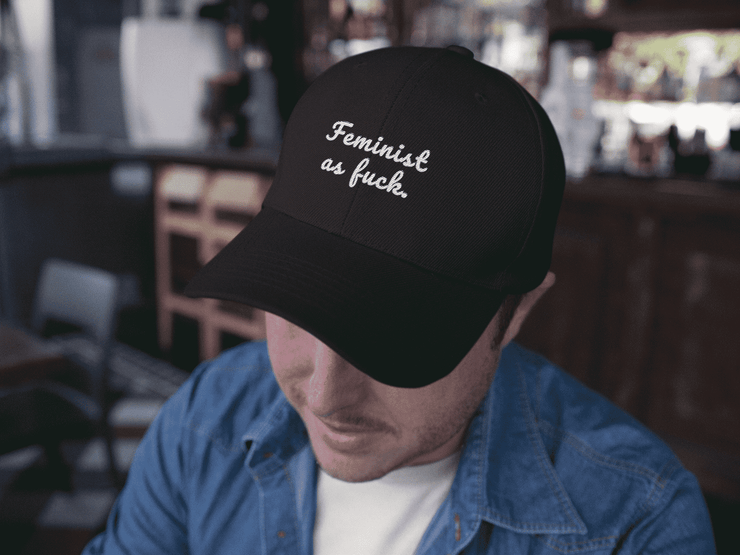Feminist As Fuck Hat - C'monStore #Hats
