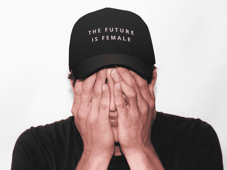 The Future Is Female Hat