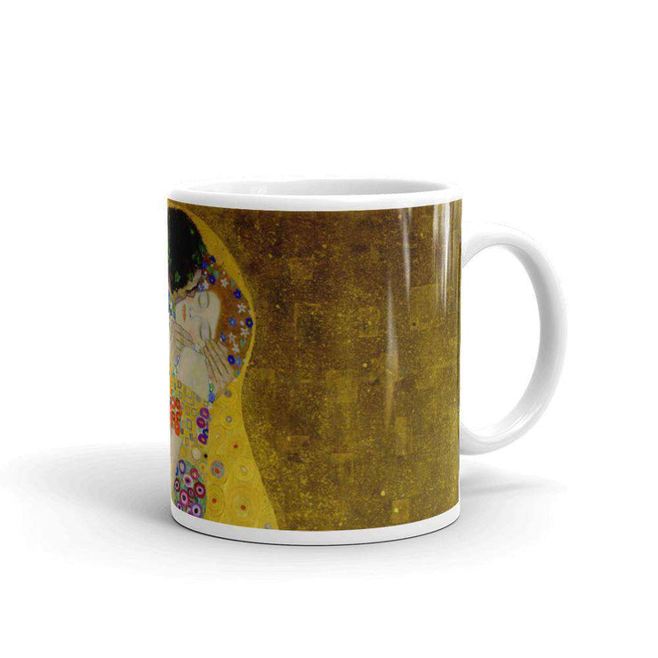 Gustav Klimt - The Kiss (Lovers) Mug - C'monStore #Mugs