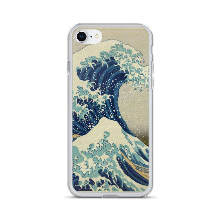 Hokusai - The Great Wave off Kanagawa iPhone Case - C'monStore #Phone Cases