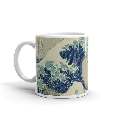 Hokusai - The Great Wave off Kanagawa Mug - C'monStore #Mugs