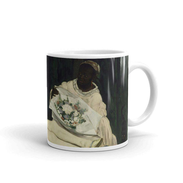 Manet - Olympia Mug - C'monStore #Mugs