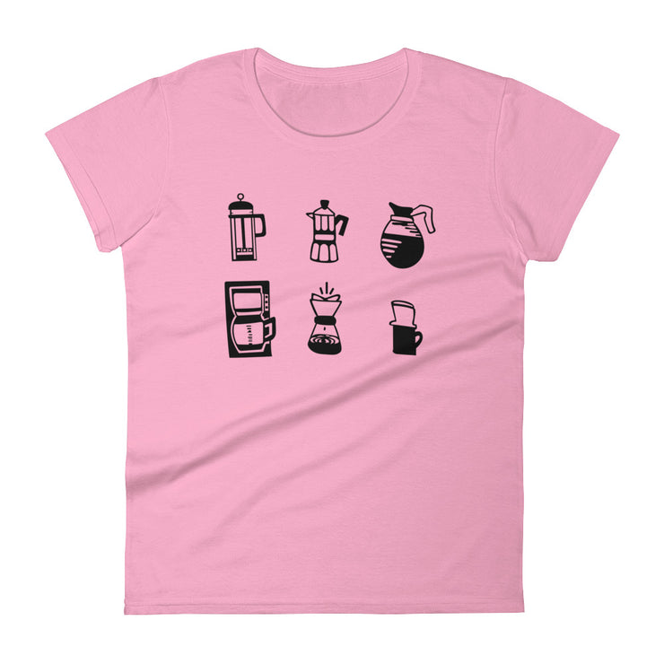 Coffee Women's T-Shirt - C'monStore #Shirts