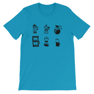 Coffee T-Shirt - C'monStore #Shirts