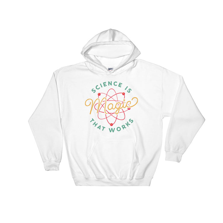 Science is Magic That Works Hoodie