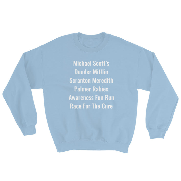 Dunder Mifflin Run Sweatshirt - C'monStore #Shirts