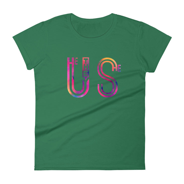 Us (He They She) Women's T-Shirt