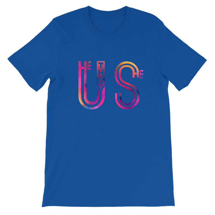 Us (He They She) T-Shirt
