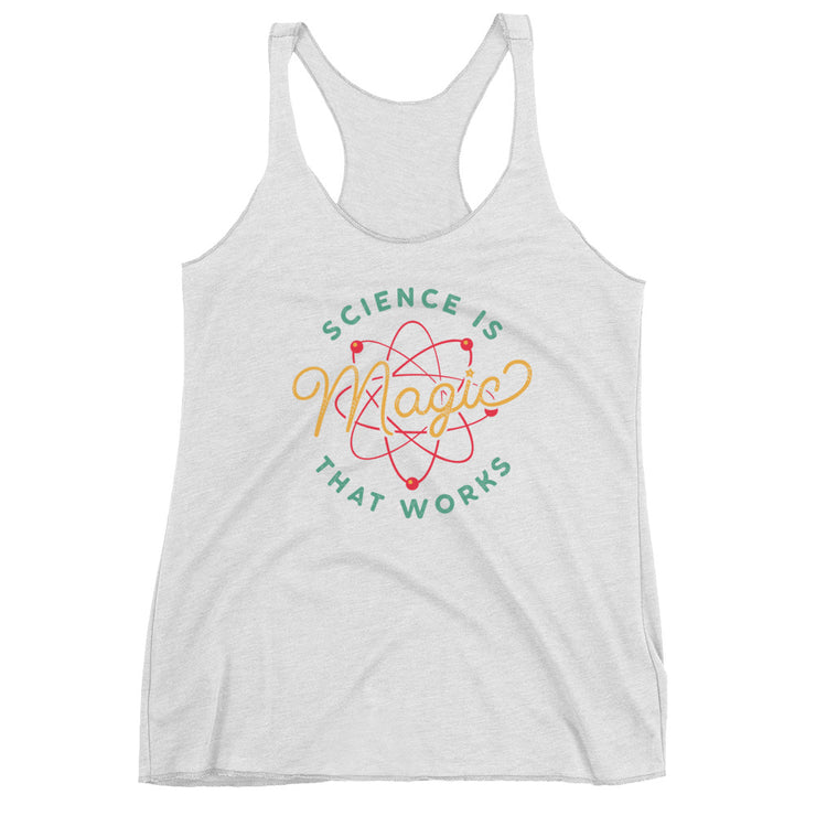 Science is Magic That Works Women's Tanktop