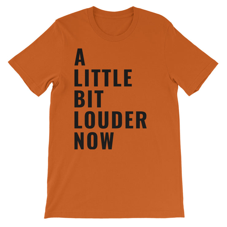 A Little Bit Louder Now T-Shirt - C'monStore #Shirts
