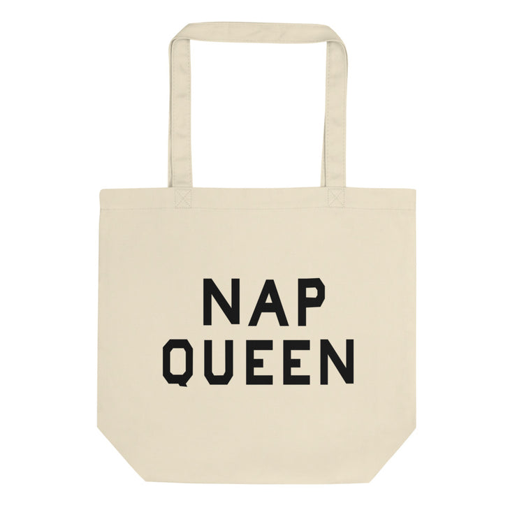 Nap Queen Tote Bag