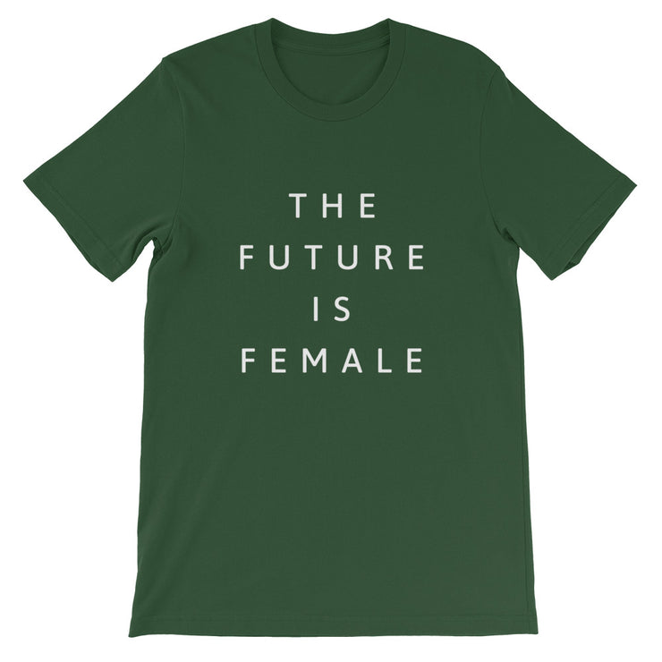 The Future Is Female T-Shirt - C'monStore #Shirts