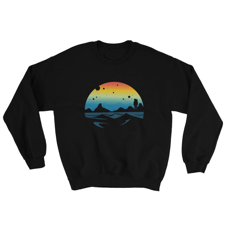 Space View Sweatshirt