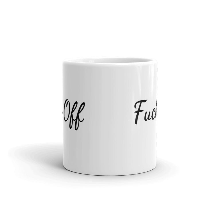 Fuck Off Mug - C'monStore #Mugs