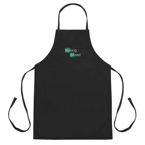 Baking Bread Breaking Bad Embroidered Apron - C'monStore #Aprons