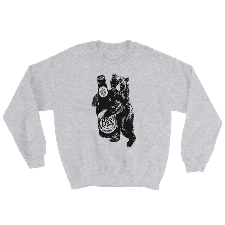 Beer Bear Sweatshirt - C'monStore #Shirts