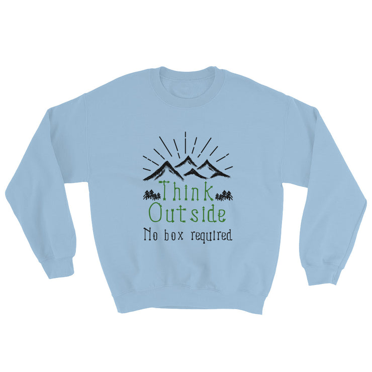 Think Outside Sweatshirt