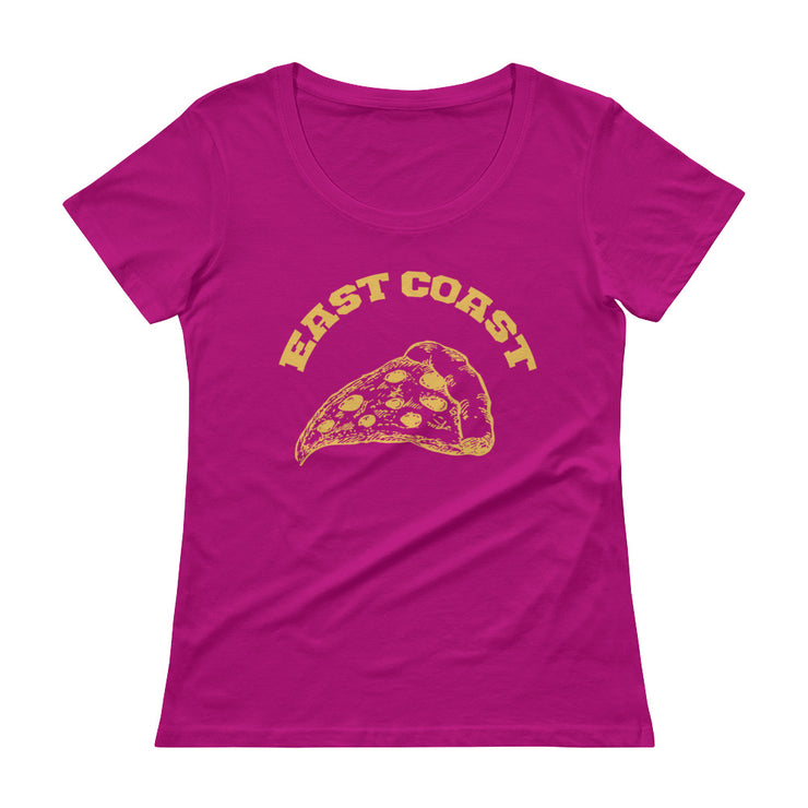East Coast Women's Scoopneck T-Shirt - C'monStore #Shirts