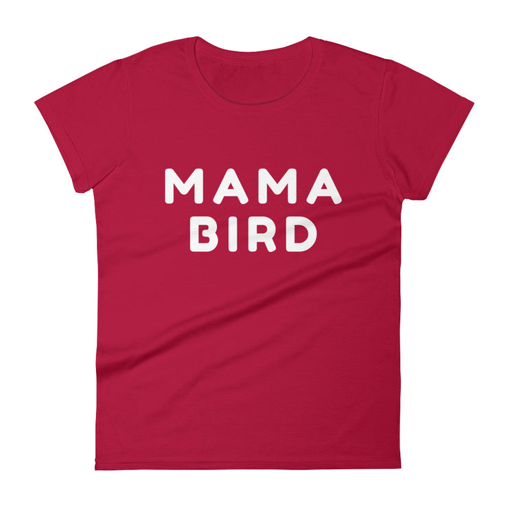 Mama Bird Women's T-Shirt - C'monStore #Shirts