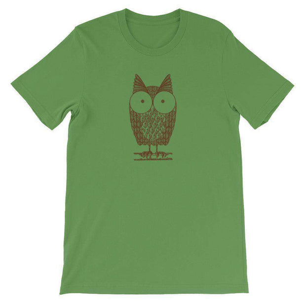 Owl T-Shirt - C'monStore #Shirts
