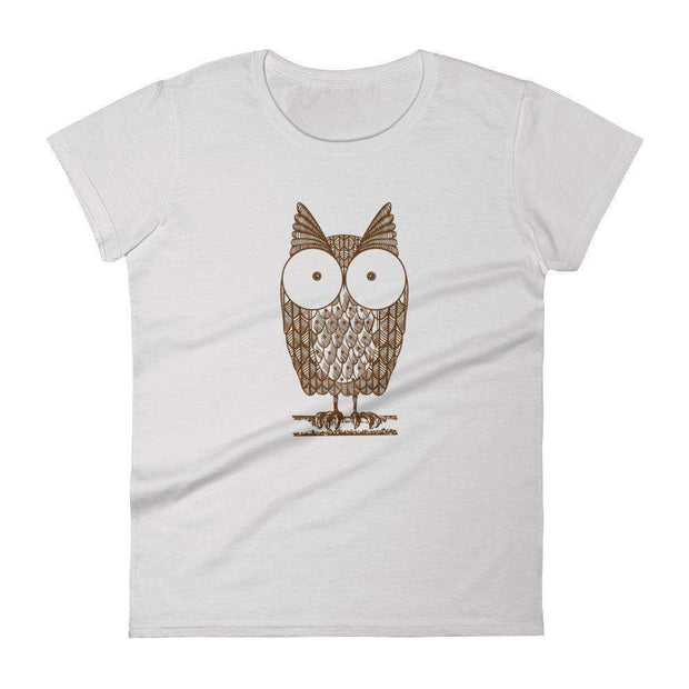 Owl Women's T-Shirt - C'monStore #Shirts
