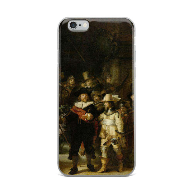 Rembrandt - The Night Watch iPhone Case - C'monStore #Phone Cases