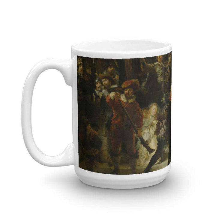 Rembrandt - The Night Watch Mug - C'monStore #Mugs