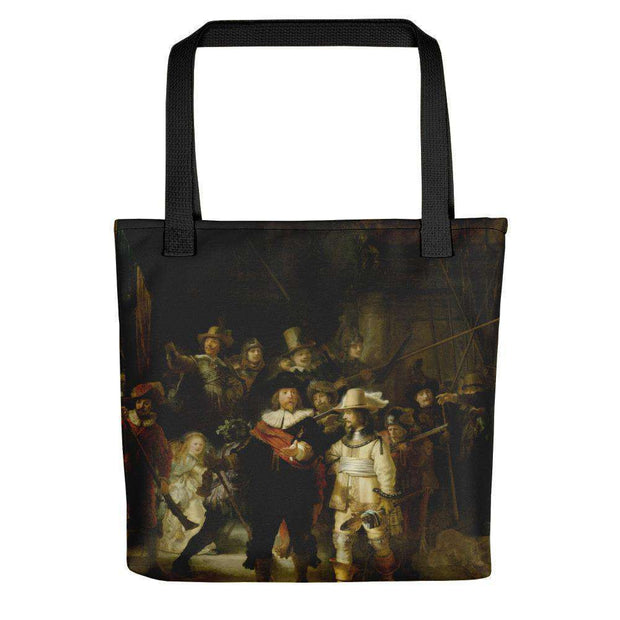 Rembrandt - The Night Watch Tote Bag - C'monStore #Tote Bags