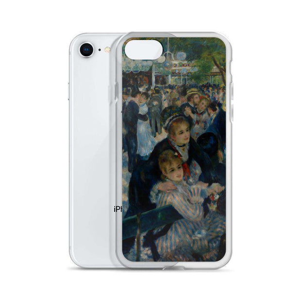 Renoir - Bal du moulin de la Galette iPhone Case - C'monStore #Phone Cases