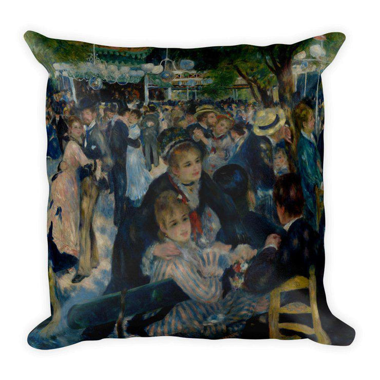 Renoir - Bal du Moulin de la Galette Pillow - C'monStore #Pillows