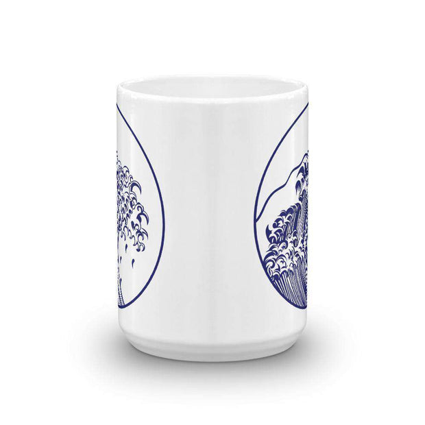 The Great Wave Mug - C'monStore #Mugs