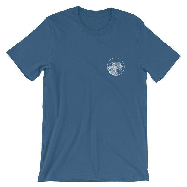 The Great Wave T-Shirt - C'monStore #Shirts
