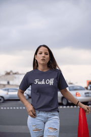 Fuck Off Women's T-Shirt - C'monStore #Shirts