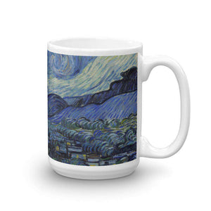 Van Gogh - Starry Night Mug - C'monStore #Mugs