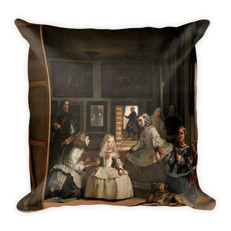 Velázquez - Las Meninas Pillow - C'monStore #Pillows