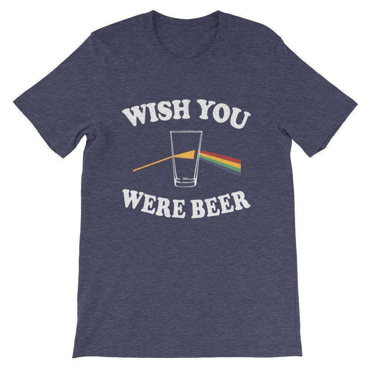 Wish You Were Beer T-Shirt - C'monStore #Shirts