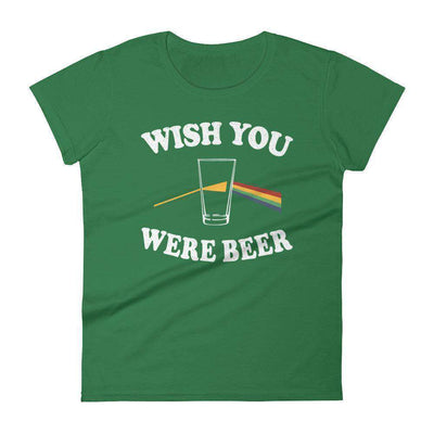 Wish You Were Beer Women's T-Shirt - C'monStore #Shirts