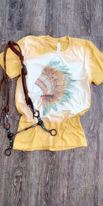 Indian Headdress Tee