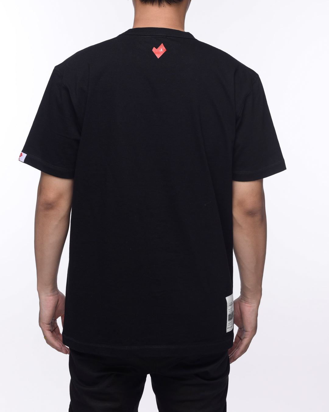 Banned from Society TEE | BLACK